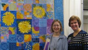 2008 QHC Judges, Diane Herbort and me