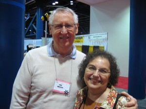 Ed and Lucy Mansfield from The Quilt Scene, Miami, Florida