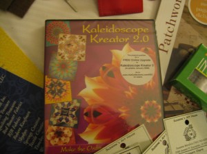 Hot, new software! Kaleidoscope Kreator