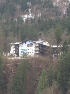 Our favorite hotel nestled in the Alps, The Rieserssee