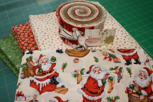 christmas jelly roll