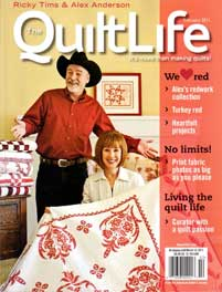 Quilt Life February 2011