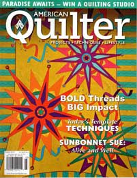 American Quilter March 2011