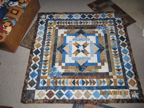A most awesome, amazing, Jelly Roll Round Robin Challenge ... : border quilt patterns - Adamdwight.com