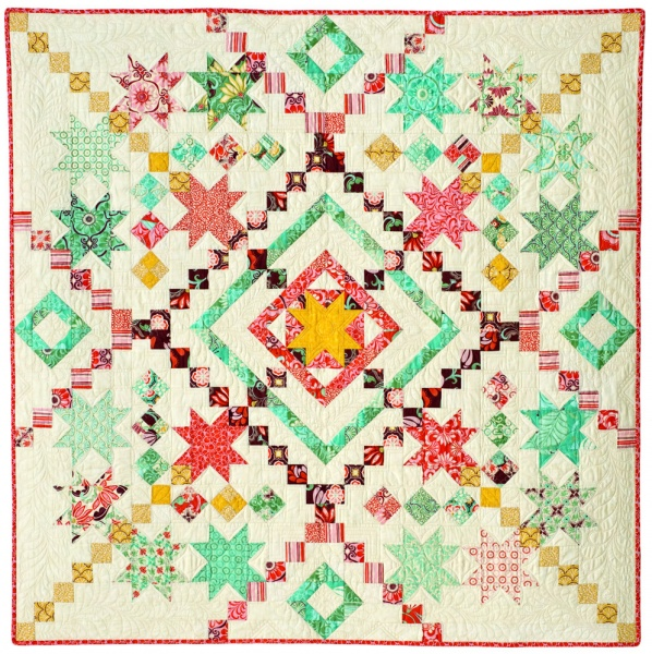 Jelly Roll Quilt Magic 171 Kimberly Einmo