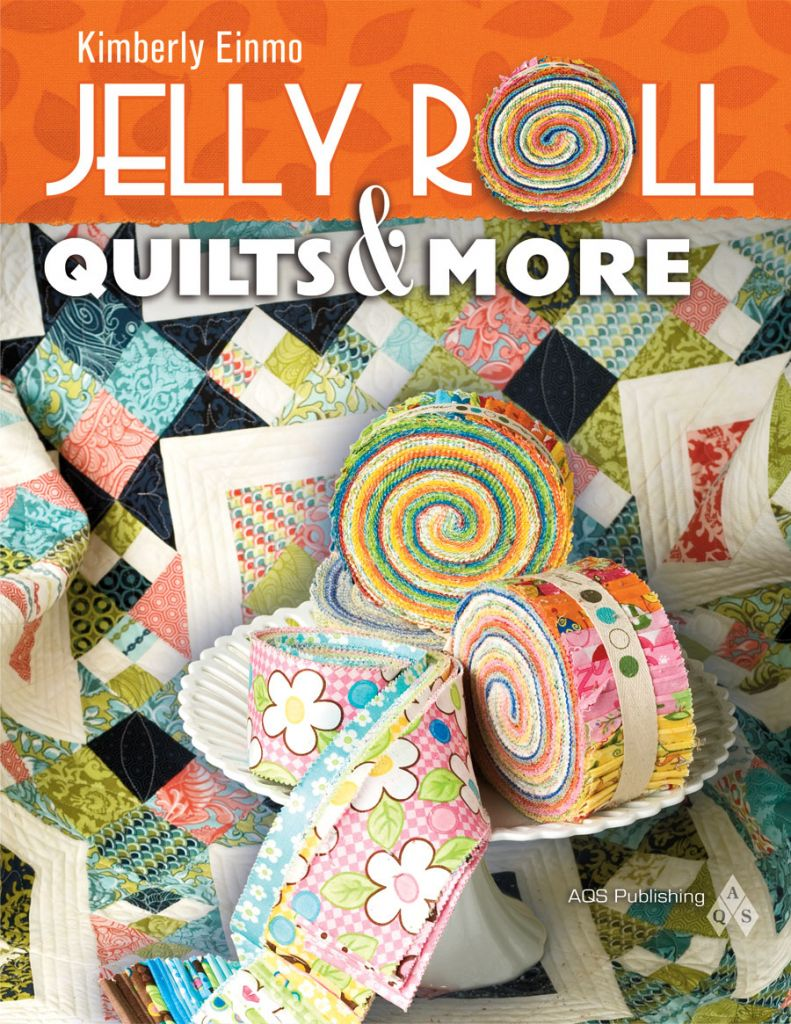 Copy (1) of Jelly Roll Book Cover