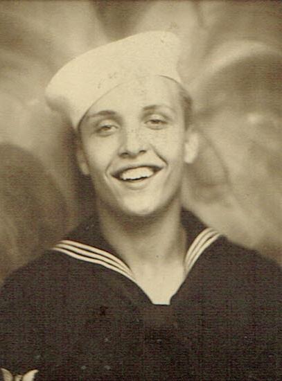 Pop in the Navy