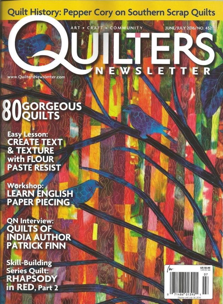 quilternewsletter