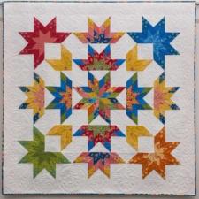 Lone Starburst II Pattern