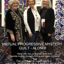 Progressive Mystery Quilt Kit