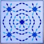 Snowflake Stars Quilt